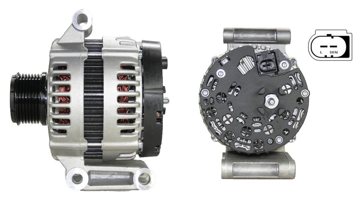 Alternátor Bosch 0121615003 14V 150A