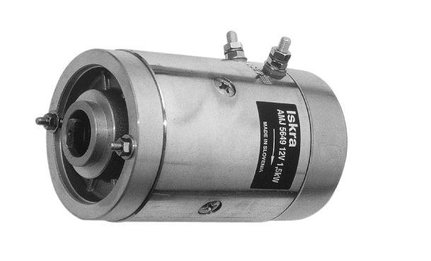 DC Motor AMJ5649 12V 1.5kW