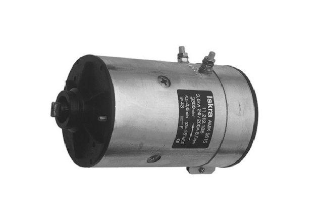 DC Motor AMK5615 24V 3.0kW