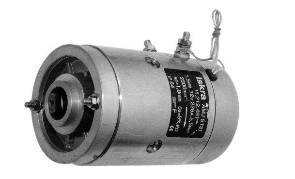 DC Motor AMJ5131 12V 1,5kW