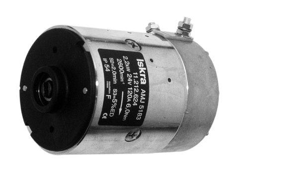 DC Motor AMJ5183 24V 2,2kW