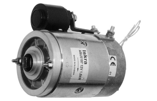 DC Motor AMJ5197 12V 1,6kW