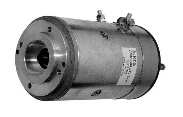 DC Motor AMK5684 24V 3,0kW