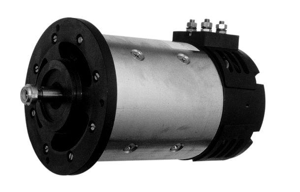 DC Motor AMP4662 24V 1,6kW